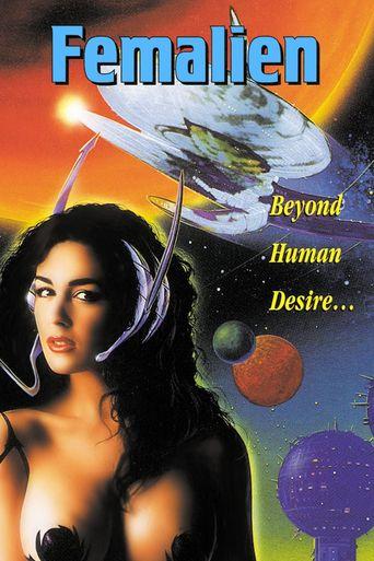 Femalien Poster