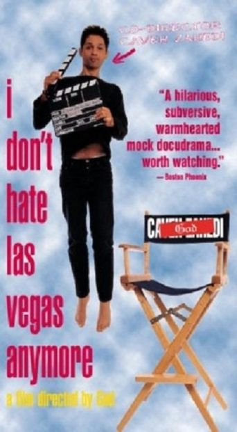 I Don't Hate Las Vegas Anymore Poster
