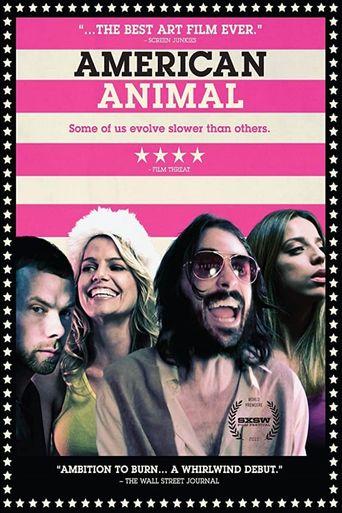 American Animal Poster