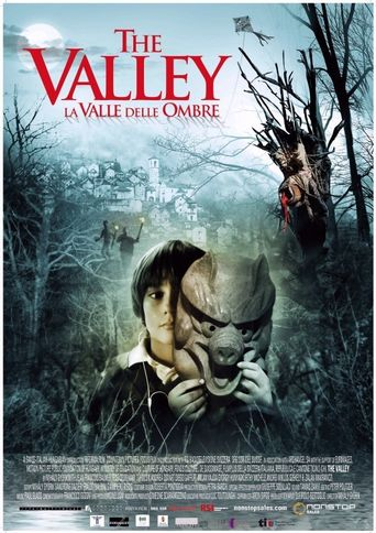 La valle delle ombre Poster