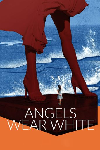 Angels Wear White Poster