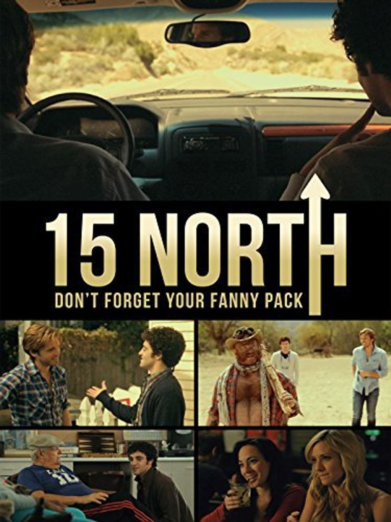 15 North Poster