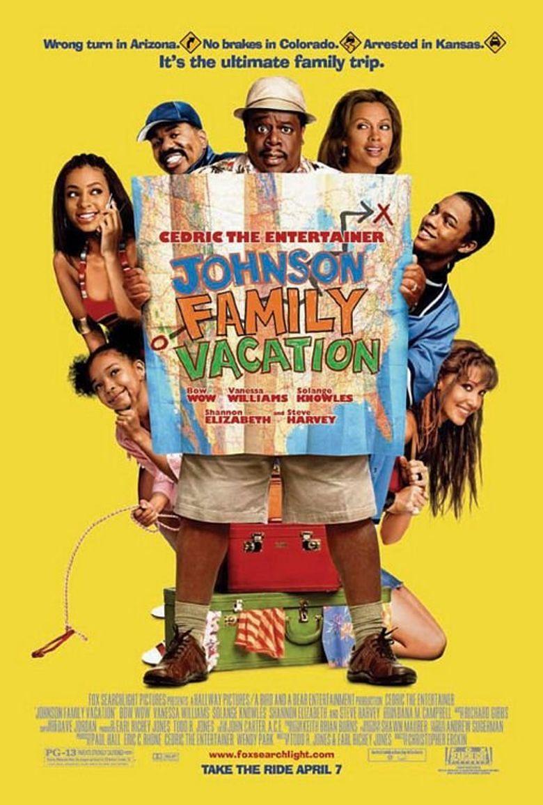 Johnson Family Vacation Poster