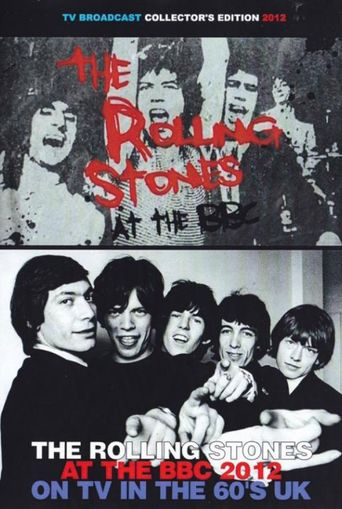 The Rolling Stones at the BBC Poster