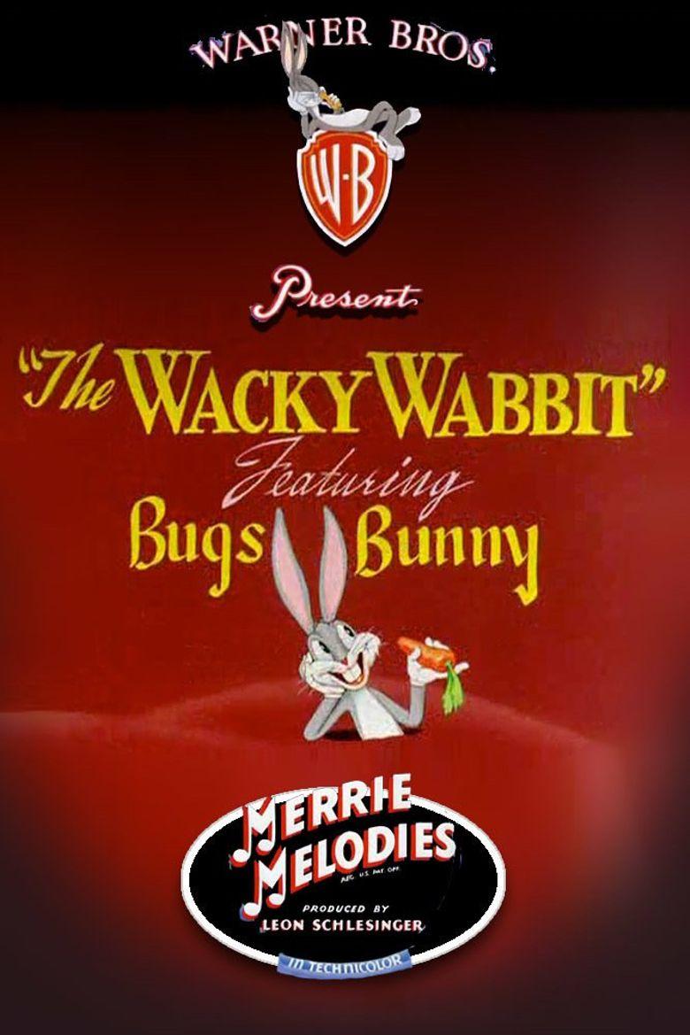 The Wacky Wabbit Poster