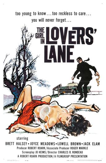 The Girl in Lovers Lane Poster