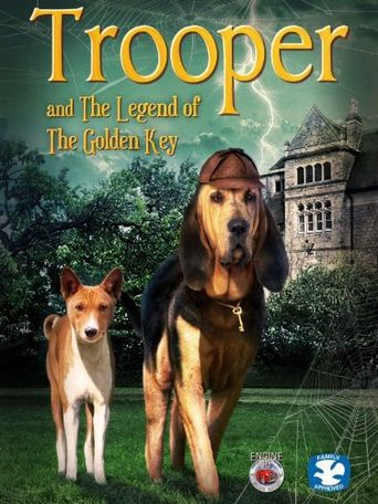 Trooper and the Legend of the Golden Key Poster