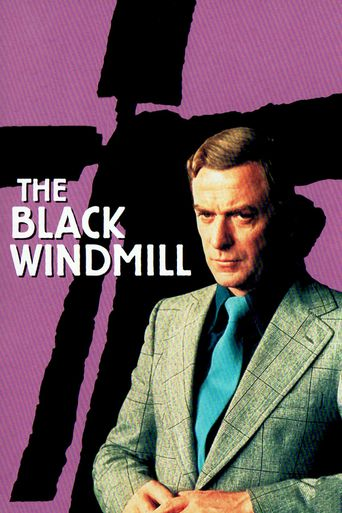 The Black Windmill Poster