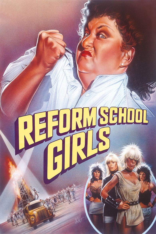 Reform School Girls Poster
