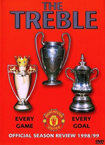 The Treble - Official Season Review 1998-99 Poster
