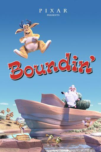 Boundin' Poster