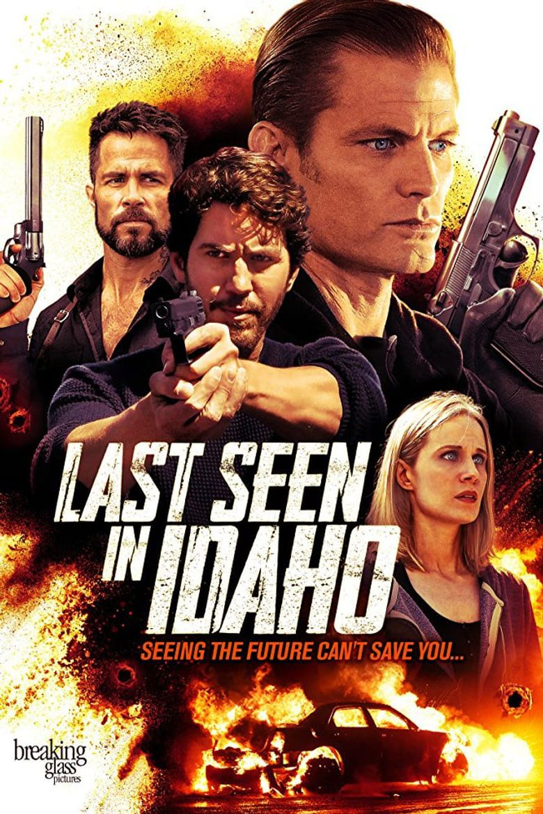 Last Seen in Idaho Poster