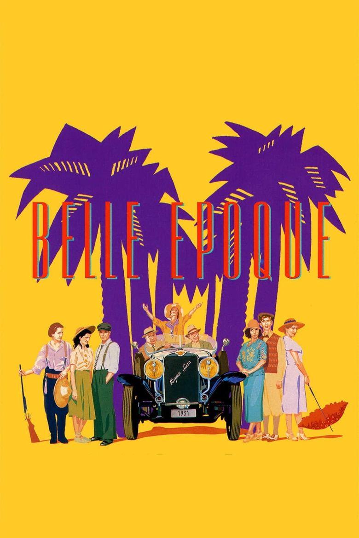 Belle Époque Poster