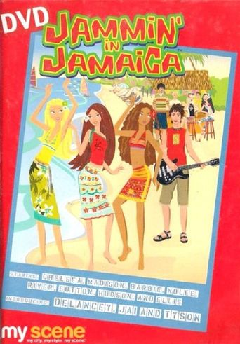Jammin' in Jamaica Poster
