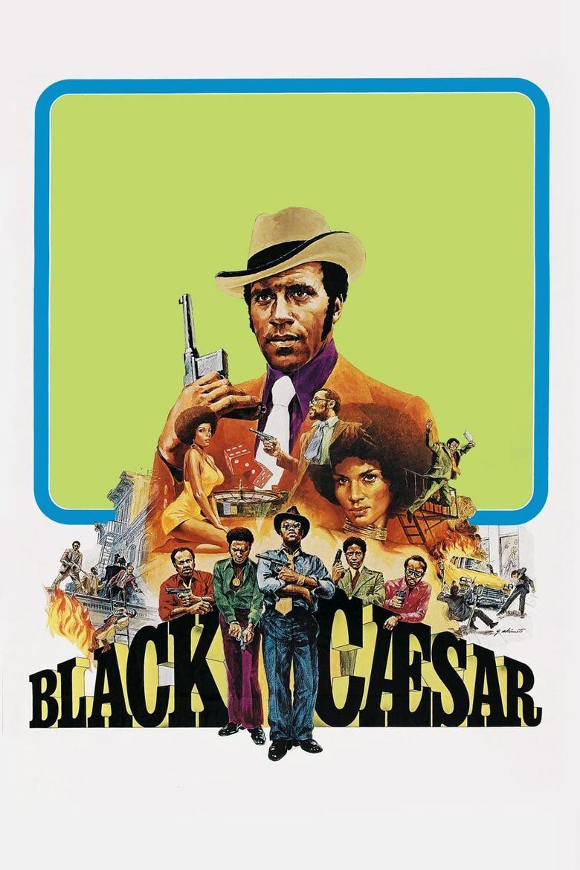 Black Caesar Poster