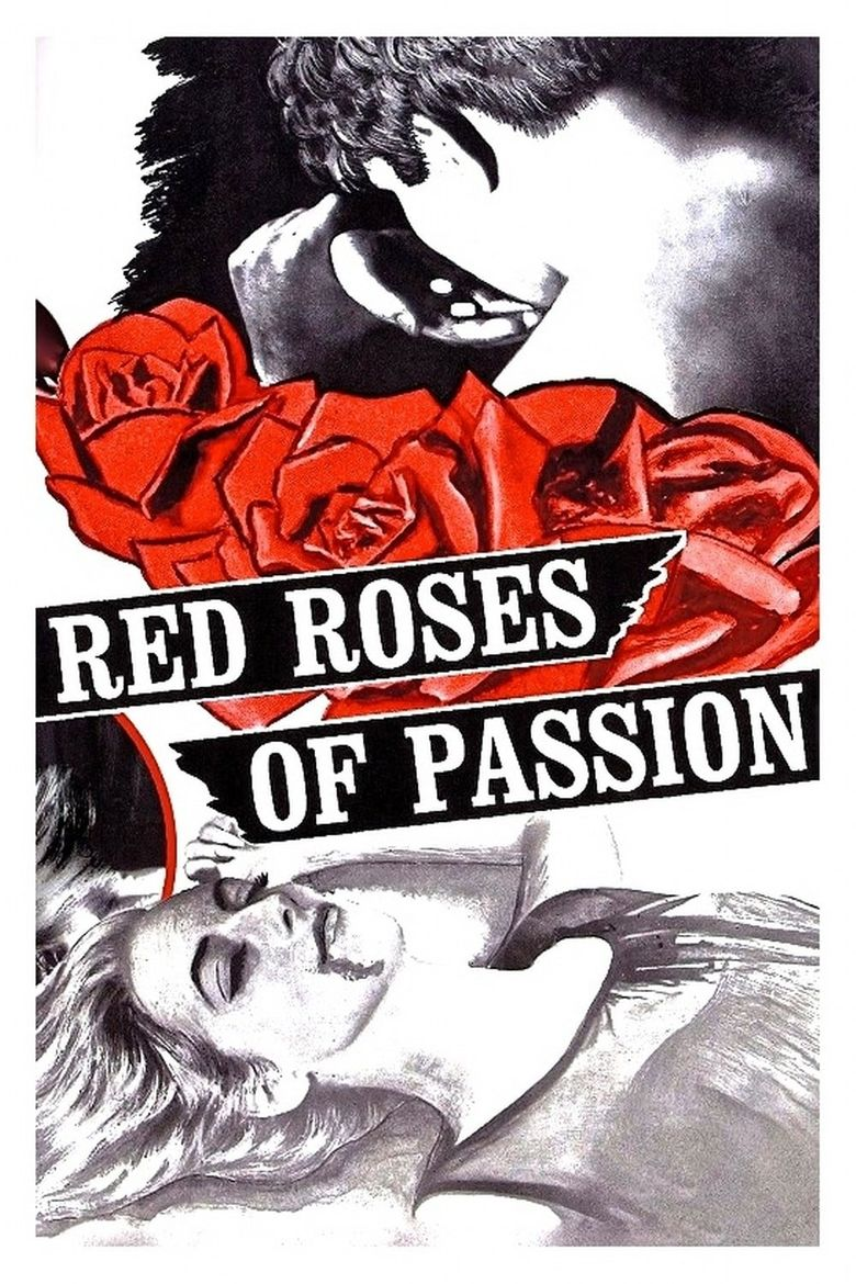 Red Roses of Passion Poster