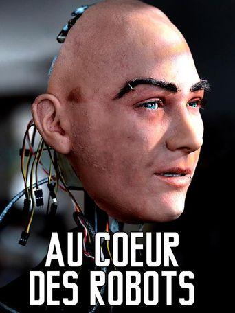 Au cœur des robots Poster