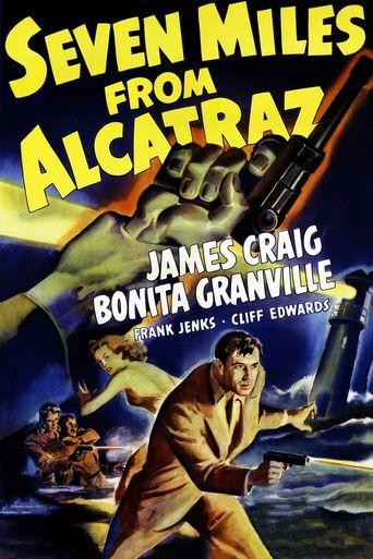 Seven Miles from Alcatraz Poster