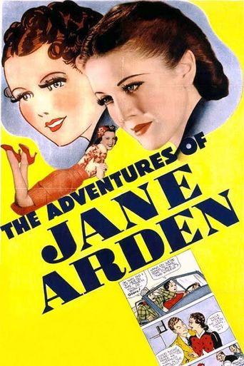 The Adventures of Jane Arden Poster