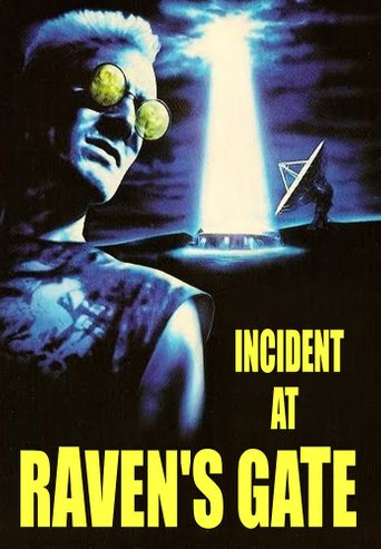Encounter at Raven's Gate Poster