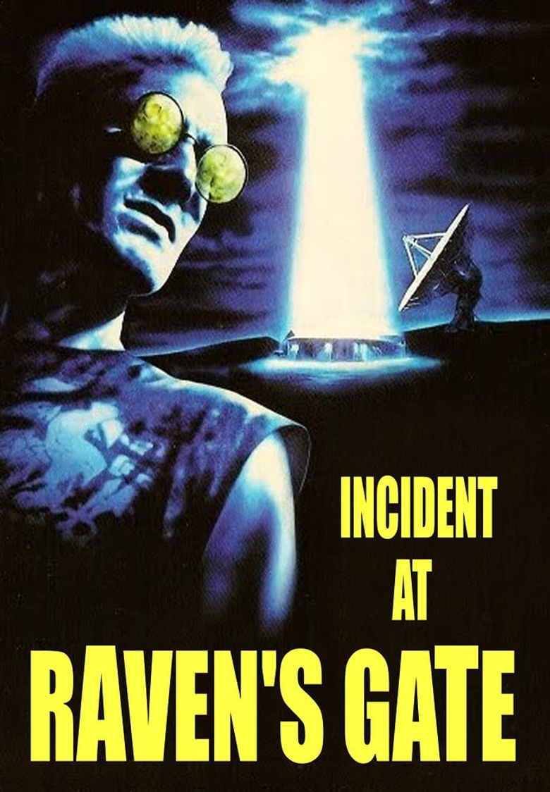 Incident at Raven's Gate Poster
