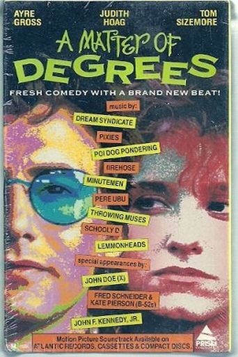 A Matter of Degrees Poster