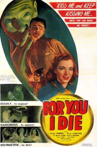 For You I Die Poster