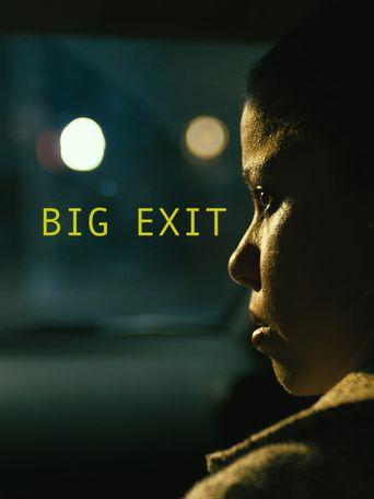 Big Exit Poster