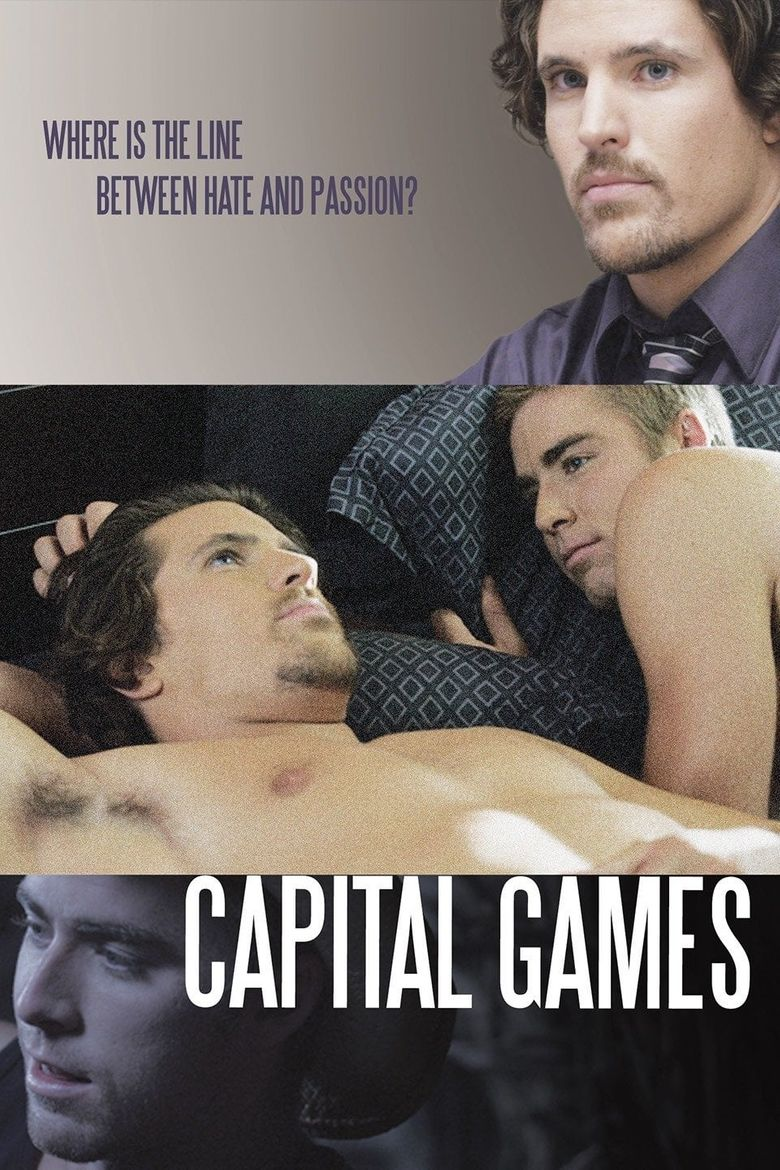 Capital Games Poster