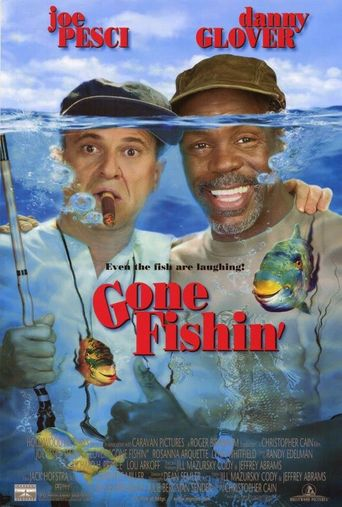 Gone Fishin' Poster