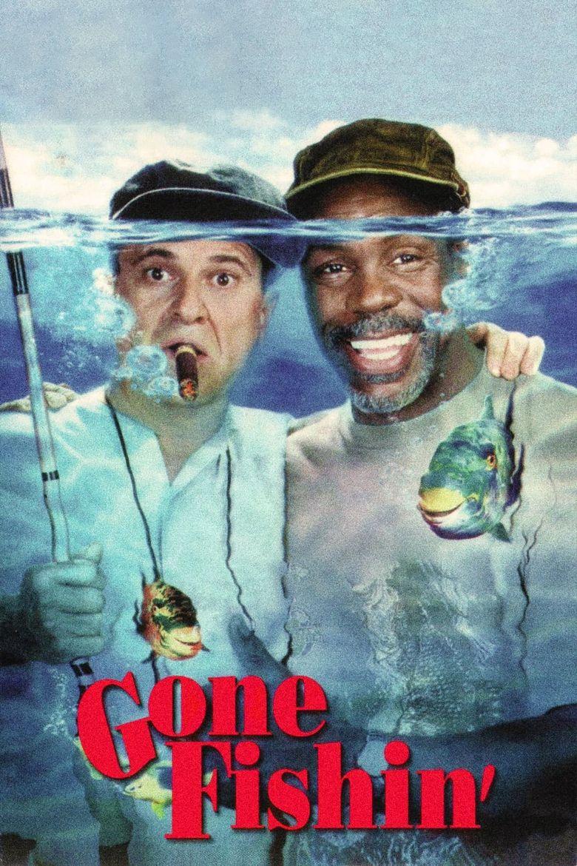 Gone Fishin' Poster