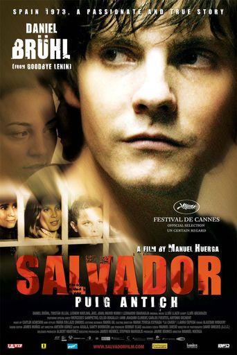 Salvador (Puig Antich) Poster