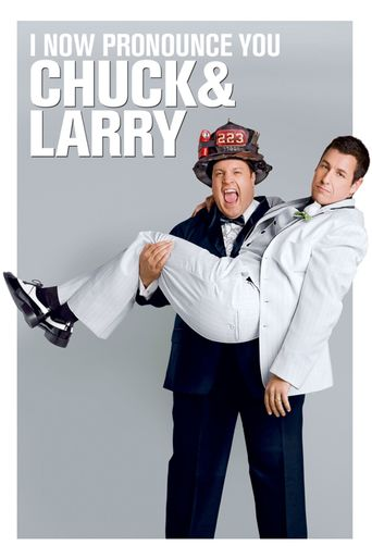 Watch I Now Pronounce You Chuck & Larry