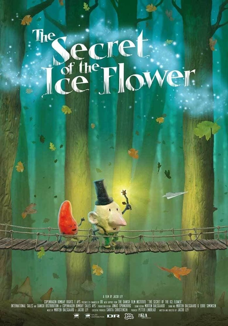 The Secret of the Ice Flower Poster