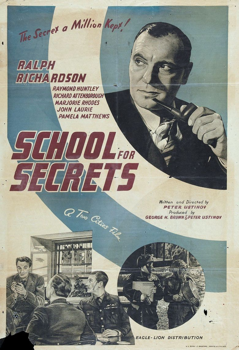 Secret Flight Poster