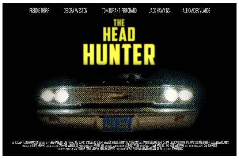 Serial Thriller: The Head Hunter Poster