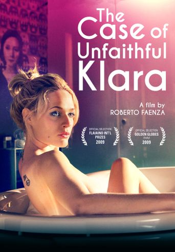 The Case of Unfaithful Klara Poster