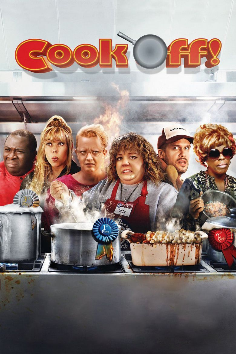 Cook-Off! Poster