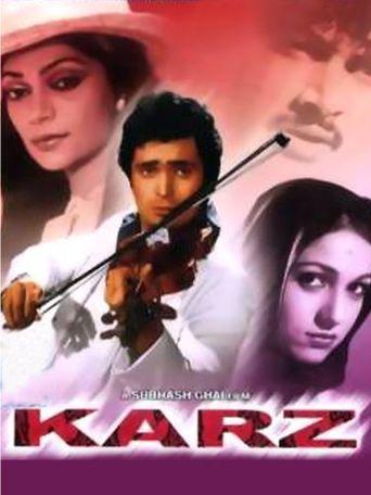 Karz Poster