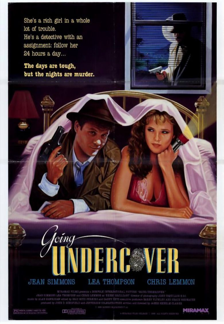 Going Undercover Poster