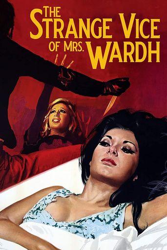 The Strange Vice of Mrs Wardh Poster