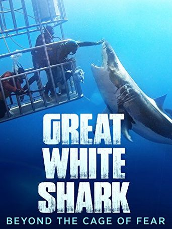 Great White Shark: Beyond the Cage of Fear Poster