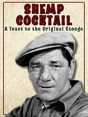 Shemp Cocktail: A Toast to the Original Stooge Poster
