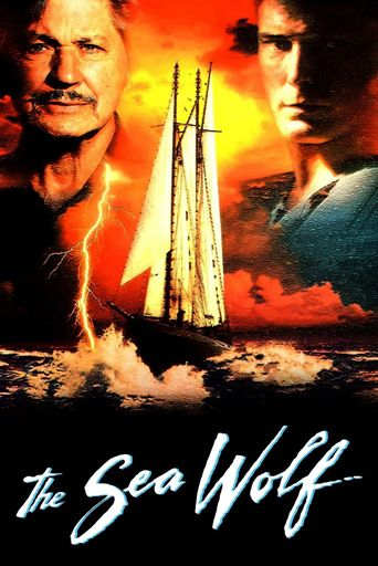 The Sea Wolf Poster