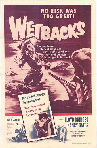 Wetbacks Poster