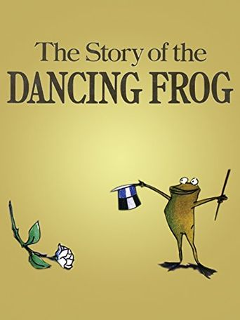 The Story of the Dancing Frog Poster