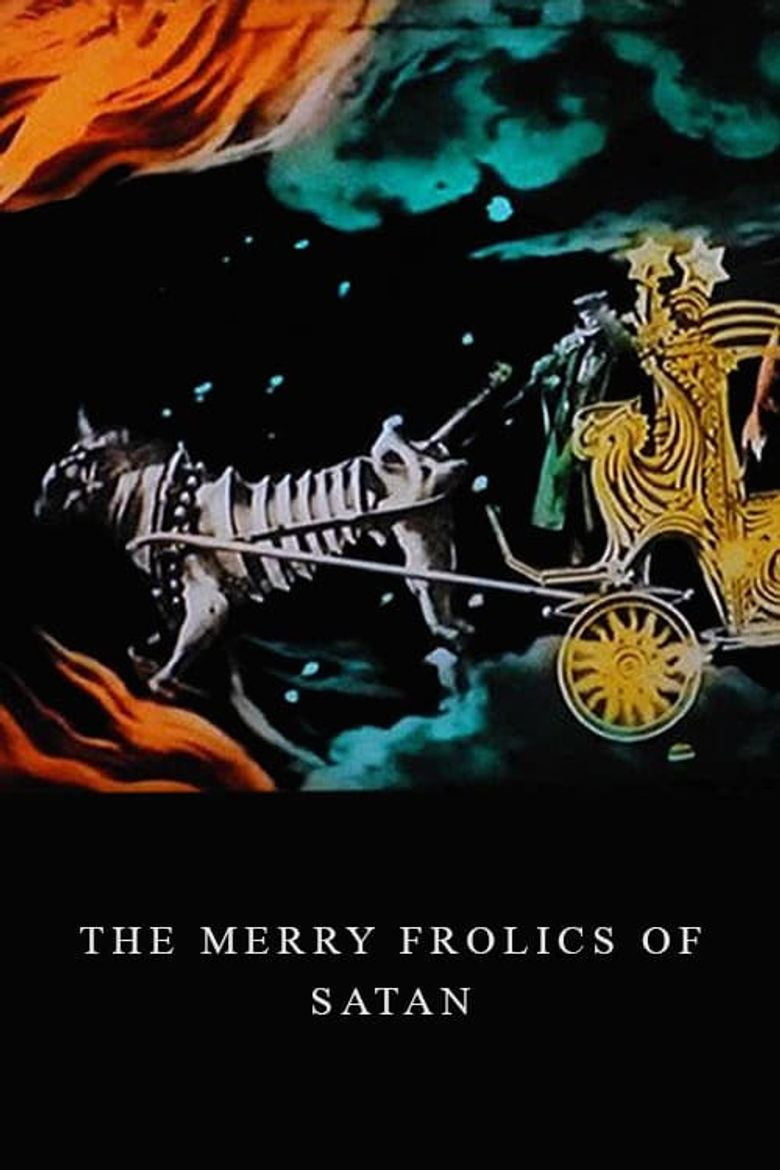 The Merry Frolics of Satan Poster