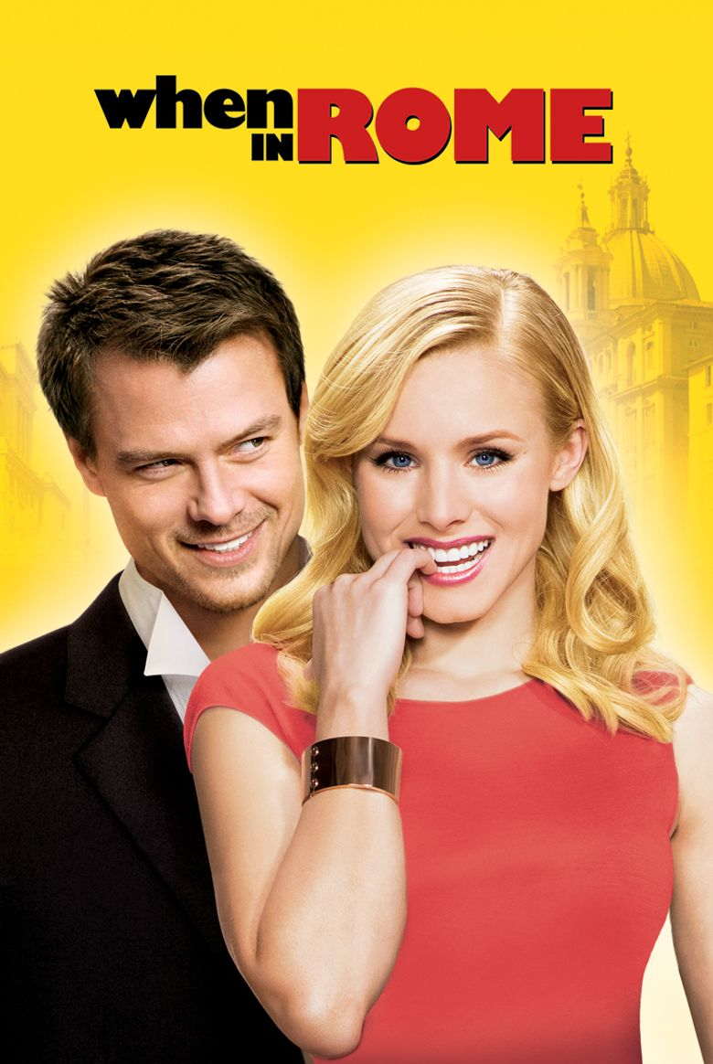 When in Rome Poster