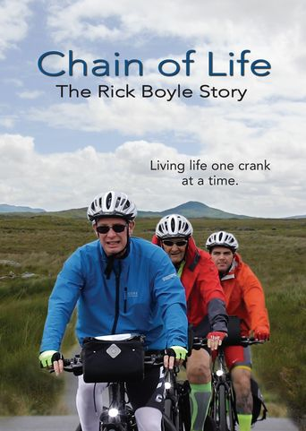 Chain of Life: The Rick Boyle Story Poster