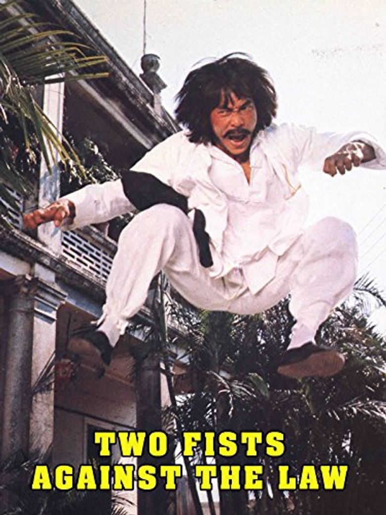 Two Fists against the Law Poster
